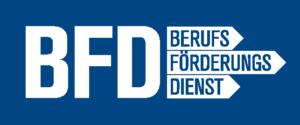 Das Logo der BFD.