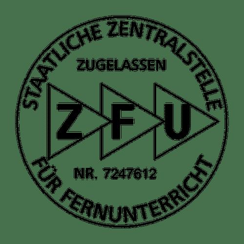 Das Icon des Siegels SMA ZFU SMM.