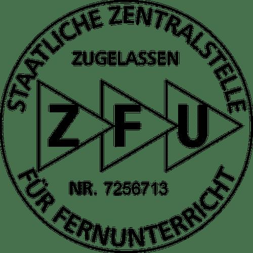 Das Icon des Siegels SMA ZFU OMM